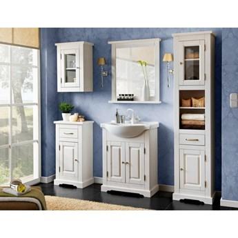 Zestaw mebli łazienkowych drewnianych Romantic set 65