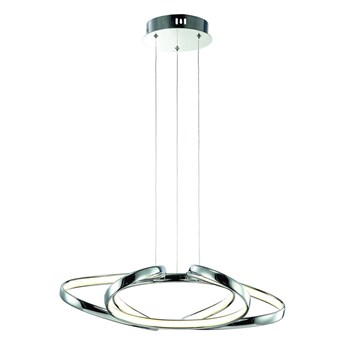 LAMPA WISZĄCA CUADRA 1X5W LED