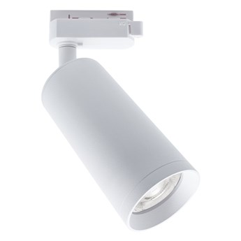 MICA WHITE track light 1xGU10
