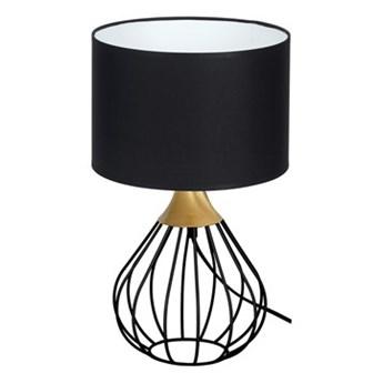 Lampa stołowa KANE BLACK 1xE27