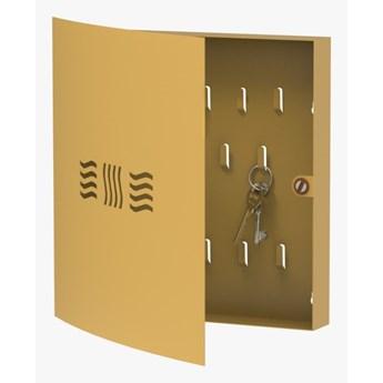 Szafka na klucze kwadratowa HOME