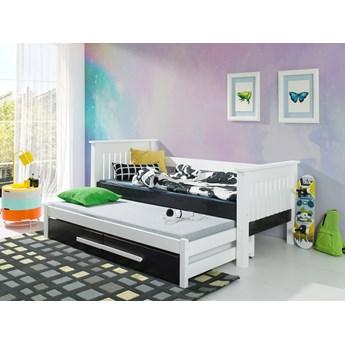 Łóżko 2 osobowe piętrowe TELMO