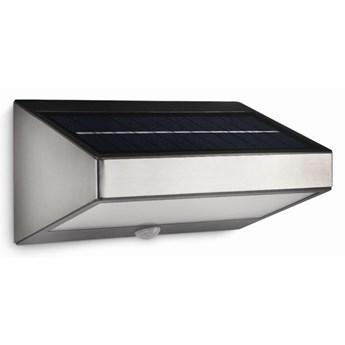Philips 17811/47/16 - Lampa solarna LED z czujnikiem ruchu MYGARDEN GREENHOUSE 1xLED/1,5W/230V