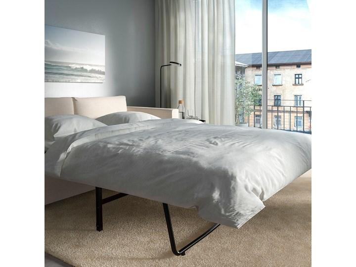 IKEA VIMLE Sofa 2-osobowa rozkładana, Gunnared beżowy, Wysokość łóżka: 53 cm Szerokość 190 cm Głębokość 98 cm Wielkość Dwuosobowa