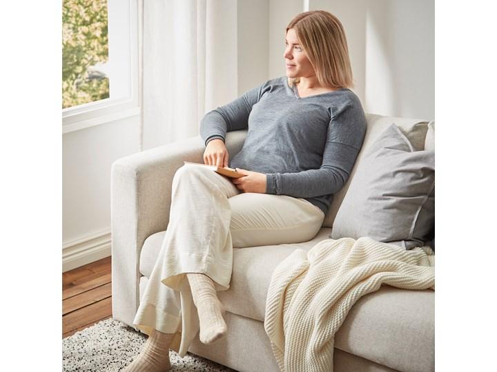 IKEA VIMLE Sofa 2-osobowa rozkładana, Gunnared beżowy, Wysokość łóżka: 53 cm Typ Gładkie Szerokość 190 cm Głębokość 98 cm Wielkość Dwuosobowa