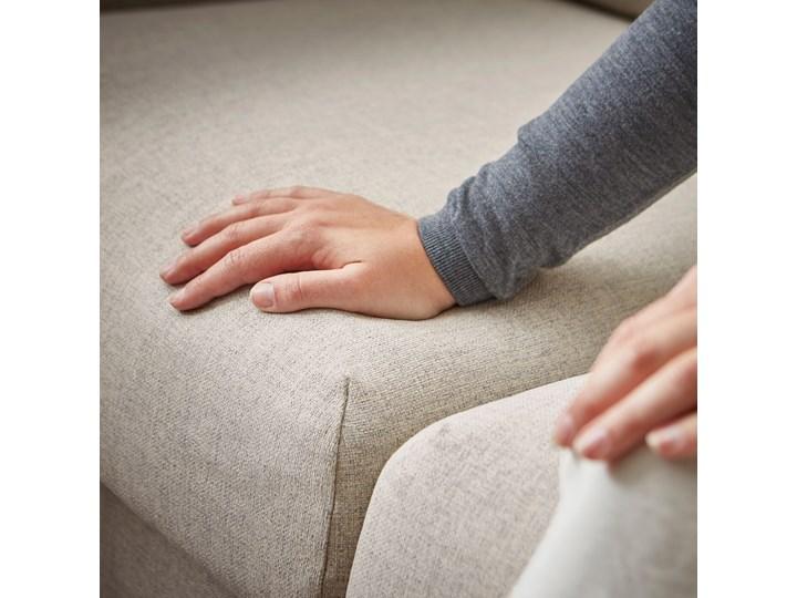 IKEA VIMLE Sofa 2-osobowa rozkładana, Gunnared beżowy, Wysokość łóżka: 53 cm Wielkość Dwuosobowa Głębokość 98 cm Szerokość 190 cm Typ Gładkie
