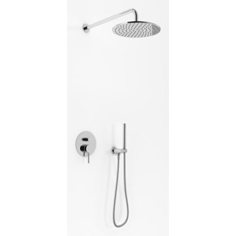 Kohlman Axel kompletny zestaw prysznicowy QW210AR25