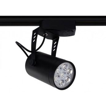 Sls Reflektor Na Szynę Sinus Lighting GDA002-7W Black 3000K