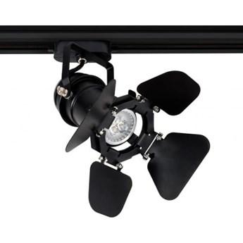 Sls Retro Reflektor Na Szynę Sinus Lighting 504 Black