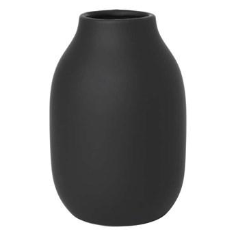Blomus - wazon Colora, 15,00 cm, czarny