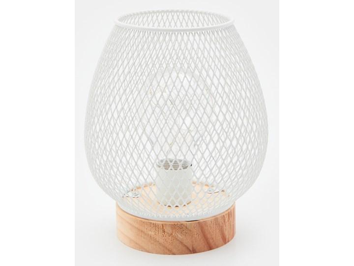 Sinsay - Lampka - Biały Lampa dekoracyjna Kategoria Lampy stołowe