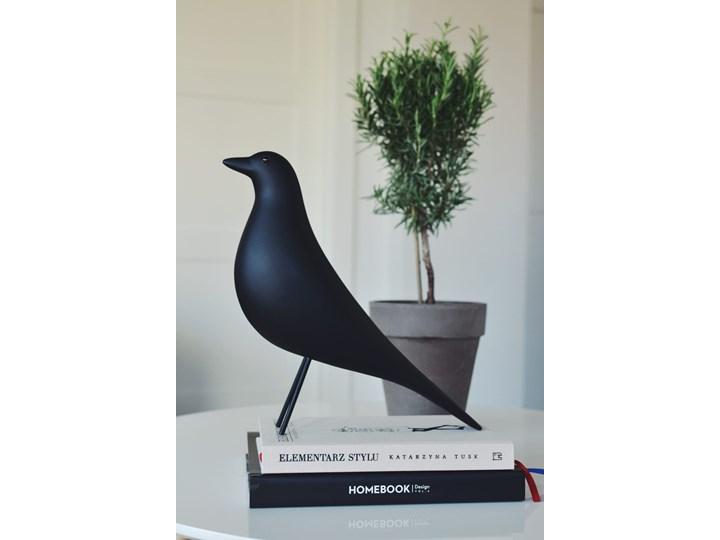 Ptak Domowy - inspiracja Eames House Bird Metal Ptaki Drewno Kategoria Figury i rzeźby