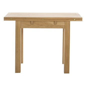 SELSEY Stół rozkładany Gradac 45-90x100 cm