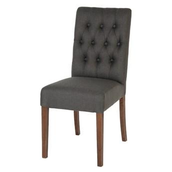 SELSEY Krzesło tapicerowane pikowane Cataria