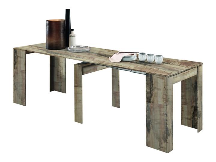 SELSEY Stół rozkładany Dadivosa 54-252x79 cm dąb Pero Długość 54 cm Wysokość 78 cm Długość 103 cm Długość 252 cm Długość 202 cm Szerokość 54 cm Drewno Kolor Beżowy
