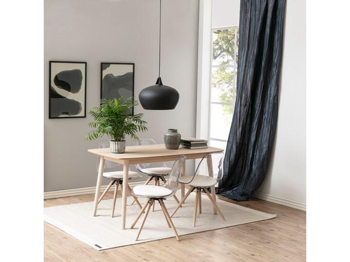 SELSEY Stół z krzesłami Bebrina Kolor Szary Liczba krzeseł 6 krzeseł