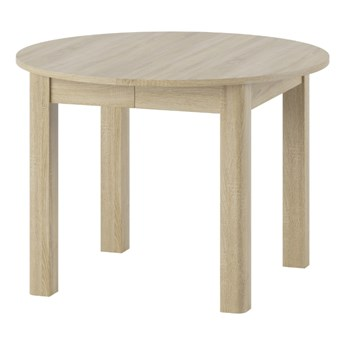 SELSEY Stół rozkładany Cedrosse 105-240x105 cm dąb sonoma