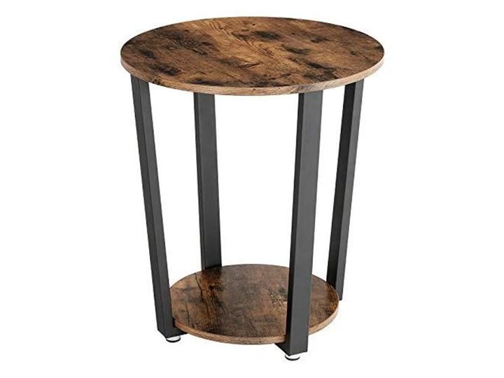 SELSEY Stolik kawowy Ramizu średnica 50 cm Metal Wysokość 57 cm Kategoria Stoliki i ławy