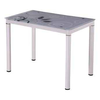 SELSEY Stół Skast 100x60 cm biały