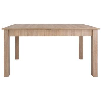 SELSEY Stół rozkładany Eagor 140-190x84 cm dąb sonoma