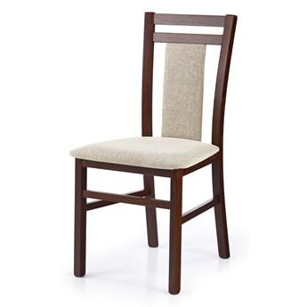 SELSEY Krzesło Dekani ciemny orzech