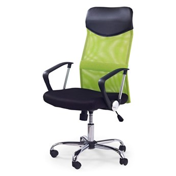 SELSEY Fotel biurowy Multi zielony