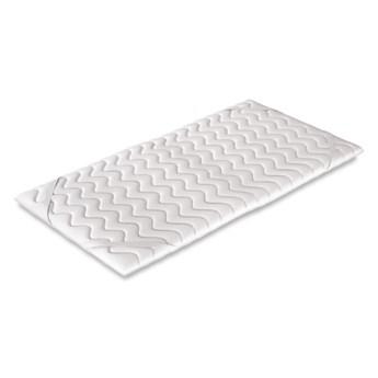 SELSEY Materac nawierzchniowy Ginger memory foam - grubość 4 cm