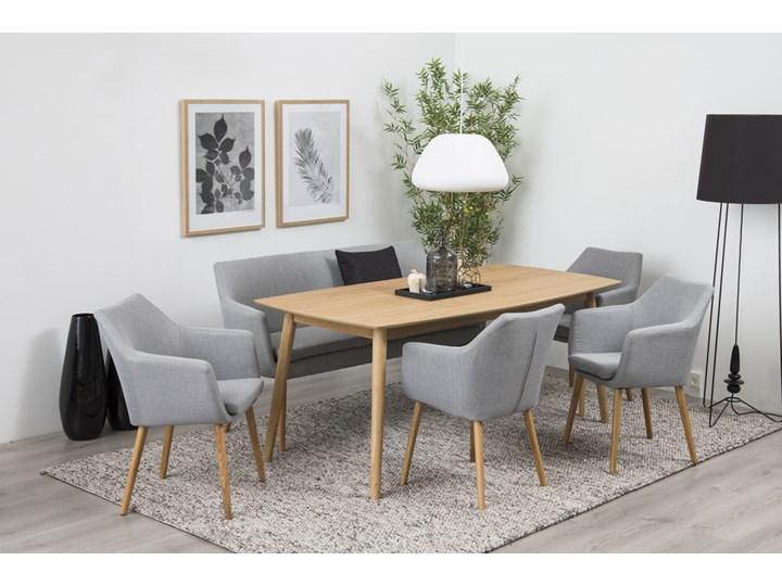 SELSEY Stół Forward 150x80 cm Kolor Beżowy Długość 150 cm  Wysokość 76 cm Drewno Styl Skandynawski