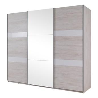 SELSEY Szafa Rikno 250 cm z lustrem