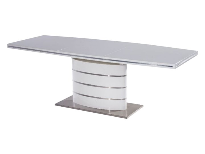 SELSEY Stół rozkładany Vaster 160-220x90 cm biały