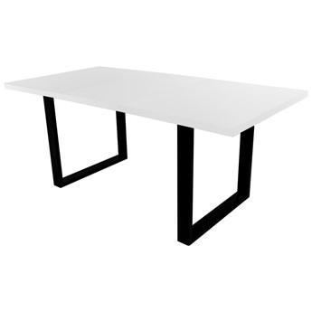 SELSEY Stół rozkładany Lameca 160-210x90 cm biały