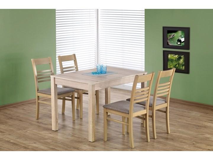 SELSEY Stół rozkładany Veiga 118-158x75 cm sonoma Długość 158 cm  Drewno Wysokość 76 cm Płyta MDF Rozkładanie Rozkładane