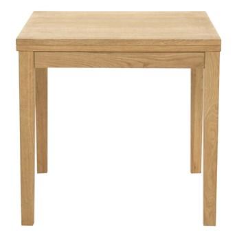 SELSEY Stół rozkładany Okrug 80-160x80 cm