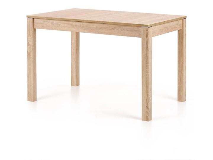 SELSEY Stół rozkładany Veiga 118-158x75 cm sonoma Płyta MDF Długość 158 cm  Wysokość 76 cm Drewno Pomieszczenie Stoły do kuchni