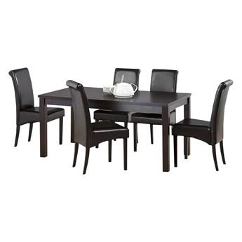 SELSEY Stół rozkładany Barbados 160-200x90 cm