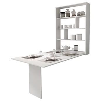 SELSEY Stół rozkładany Espigo 130x80 cm biały