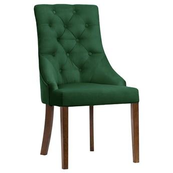 SELSEY Krzesło tapicerowane Antonina Pikowane