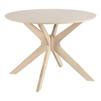 SELSEY Stół Lipik okrągły o średnicy 105 cm