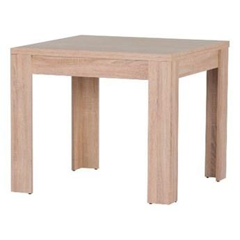 SELSEY Stół rozkładany Paulisa 90-180x90 cm dąb sonoma