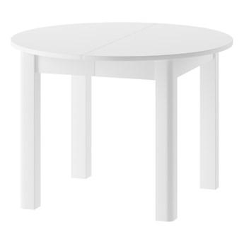 SELSEY Stół rozkładany Cedrosse 105-240x105 cm biały