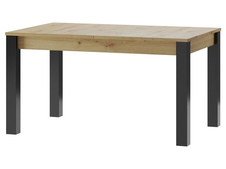 SELSEY Stół rozkładany Roalds 140-210x90 cm Płyta MDF Długość 210 cm  Drewno Długość 140 cm  Wysokość 76 cm Pomieszczenie Stoły do jadalni
