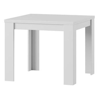 SELSEY Stół rozkładany Paulisa 90-180x90 cm biały