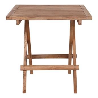 SELSEY Składany stolik ogrodowy Firrol