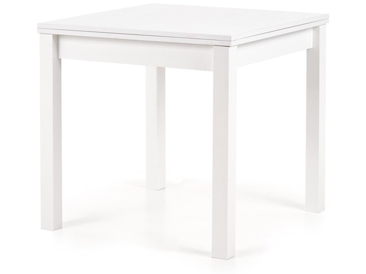 SELSEY Stół rozkładany Lea 80-160x80 cm biały