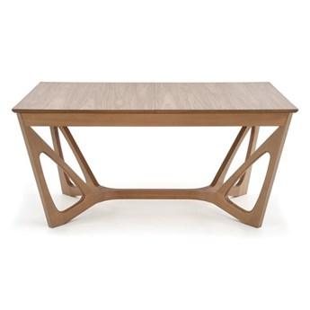 SELSEY Stół rozkładany Arenas 160-240x100 cm orzech amerykański