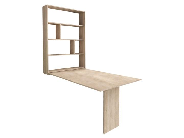 SELSEY Stół rozkładany Espigo 130x80 cm dąb sonoma