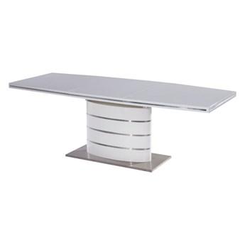 SELSEY Stół rozkładany Vaster 140-200x90 cm biały