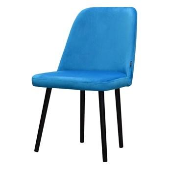 SELSEY Krzesło tapicerowane Hveras
