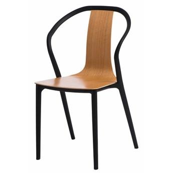 SELSEY Krzesło Bella naturalne