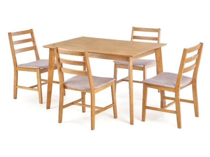 SELSEY Stół z krzesłami Ques jasny dąb Kategoria Stoły z krzesłami